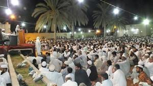 تقرير عن رحلة فضيلة الشيخ عبد الحميد إلى منطقة سراوان وسوران