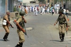 إضراب في كشمير احتجاجًا على قتل الاحتلال الهندي للمتظاهرين