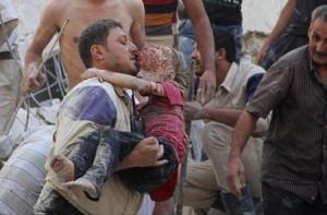 يوم دموي في غوطة دمشق الشرقية إثر غارات عنيفة للنظام