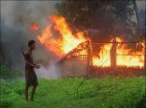 تسعون قتيلا مسلما في مواجهات بميانمار
