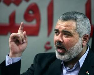 """""""حماس"""" تعيد انتخاب هنية رئيساً للحركة لدورة ثانية"""