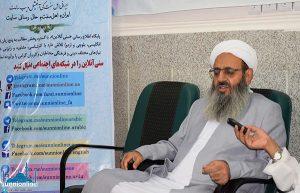 عالم دين إيراني سني يدعو للمساواة في الدوائر الرسمية (مقابلة)