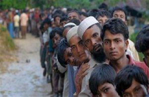 سلطات ميانمار تدرس تجنيس المسلمين الروهنغيا
