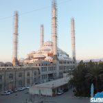 الجامع المكي بمدينة زاهدان
