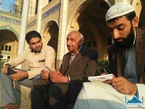 """نظرة موجزة إلى قضية مسجد أهل السنة في طهران، في حوار مع """"محمد آريا نجاد"""""""