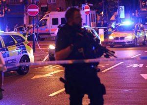 قتلى وجرحى إثر هجوم ارهابي اسلاموفوبي استهدف مسلمين قرب مسجد في لندن