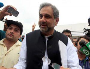 برلمان باكستان ينتخب عباسي رئيسا للوزراء خلفا لشريف