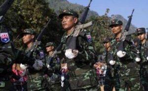 """""""شارة واحدة"""" تؤكد جرائم جيش ميانمار في حق مسلمي الروهينغيا"""