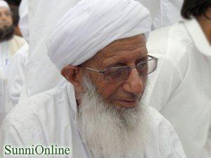 """وفاة العلامة """"محمد يوسف حسين فور""""، أحد أبرز علماء السنة في إيران"""