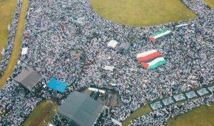 المظاهرات تجتاح عواصم عالمية تضامنا مع القدس