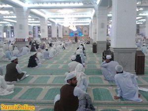 بدء الامتحانات النهائية للمدارس الدينية لأهل السنة في محافظة سيستان وبلوشستان