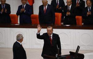 عقب أداء أردوغان اليمين الدستورية.. تركيا تنتقل رسميا إلى النظام الرئاسي