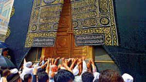 278 ألف مصل كل ساعة.. الحجاج يتوافدون إلى مكة