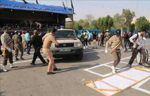 ارتفاع حصيلة هجوم الأهواز في إيران إلى 25 قتيلا و60 مصابا
