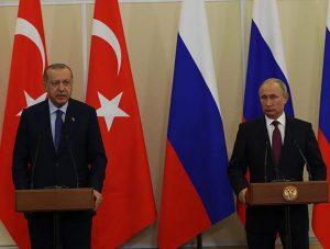 أردوغان: اتفقنا مع روسيا على إقامة منطقة منزوعة السلاح في إدلب