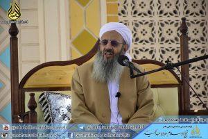 يجب الامتناع من تخريب المساجد والمعابد