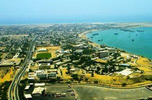 """ميناء """"تشابهار""""؛ مدينة تجارية سياحية بلا مطار"""