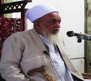 وفاة الشيخ محمد حسن برفي، من كبار علماء أهل السنة في إيران