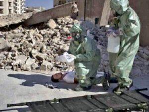 """واشنطن تتهم موسكو ودمشق بـ""""اختلاق هجوم كيمياوي لتقويض الهدنة في إدلب"""""""