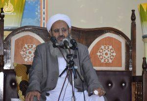 """فضيلة الشيخ عبد الحميد ينتقد التمييز الطائفي ضد أهل السنة في منطقة """"سيستان"""""""