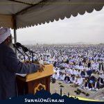 التقرير المصور عن صلاة عيد الأضحى لأهل السنة بمدينة زاهدان – 1440