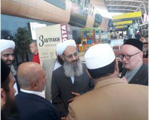 رحلة فضيلة الشيخ عبد الحميد إلى جمهورية تتارستان