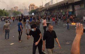 ارتفاع عدد ضحايا هجوم على المحتجين المعتصمين في بغداد إلى 23 قتيلا