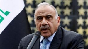رئيس الوزراء العراقي يعلن عزمه تقديم استقالته للبرلمان