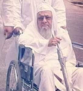 وفاة العلامة المفسر محمد برهان الدين السنبهلي