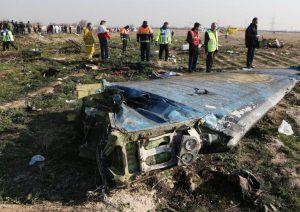 القوات الجوية في الحرس الثوري تعلن تحملها المسؤولية كاملة عن إسقاط الطائرة الأوكرانية