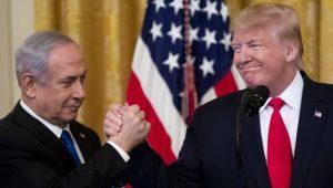 """خطة ترامب للسلام: القدس عاصمة موحدة لإسرائيل ودولة فلسطينية """"جديدة"""" منزوعة السلاح"""