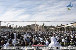 وقف أداء صلاة الجمعة موقتا في مدينة زاهدان