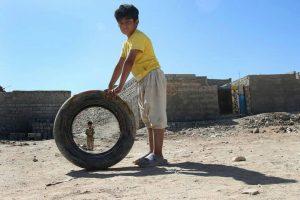 """الفقر والحرمان في شمال مدينة """"زاهدان"""""""