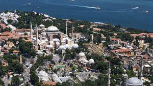 إقامة أول صلاة جمعة في مسجد آيا صوفيا منذ 86 عاماً