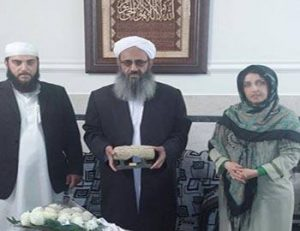 فضيلة الشيخ عبد الحميد يطالب بمنح إجازة مرضية للناشطة الحقوقية نرجس محمدي