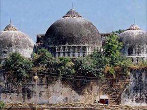 رئيس وزراء الهند يدشن معبدا على أنقاض مسجد البابري