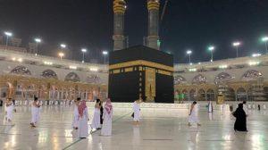 السعودية: بدء استئناف العمرة وزيارة الحرم المكي