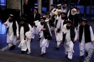 حركة طالبان تتهم واشنطن بانتهاك اتفاق الدوحة وتطالبها بسحب قواتها من أفغانستان