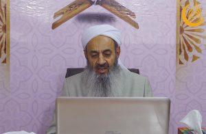فضيلة الشيخ عبد الحميد يؤكد على ضرورة وحدة حقيقية لتحرير القدس والأقصى