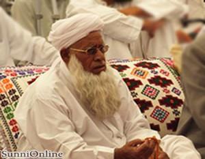 واجه مولانا عبدالغنی اسماعیلزهی وفات بوت