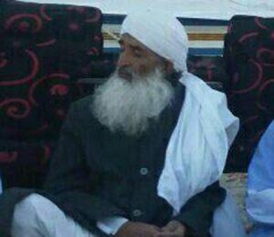 واجه مولانا عبدالغفور مرادزهی وفات بوت
