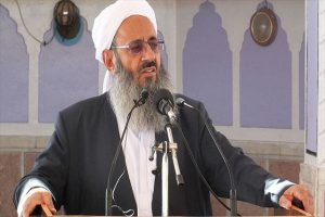 واجه مولانا عبدالحمیدِ جمعهیِ نمازِ گپ