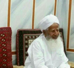 واجه مولانا محمدانور ملازهیِ نمازجنازه وانگ بوت