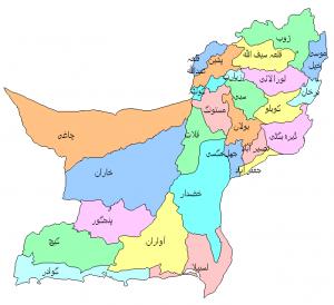 پاکستانِ گچینکاری وَ بلوچستانِ نوکیں دَور