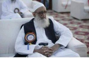 مولانا دکتر عبدالحلیم چشتی وفات کرت