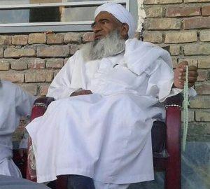 حضرت مولانا مفتی خالد دهواری وفات بوت