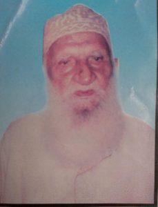 مولانا خیرمحمد ندوی ءِ زندهال