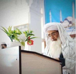 مولانا خدارحم رودینی، دارالعلوم زاهدانءِ حدیثے زبردستێں استاد بێران بوت