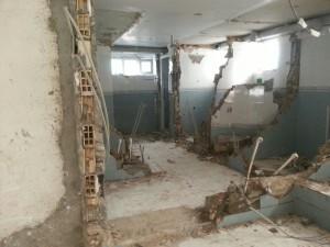 Central Sunni Prayer-Room Demolished in Tehran