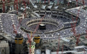 World Condoles Saudi on Makkah Crane Crash